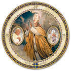 Saint John Paul II Commemorative Porcelain Collector's Plate