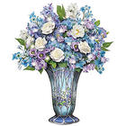Timeless Beauty Always in Bloom Light-Up Floral Centerpiece
