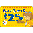 Build A Bear Bucks Gift Card