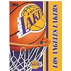 Los Angeles Lakers Vertical Banner