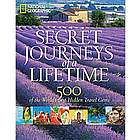 Secret Journeys of a Lifetime Book