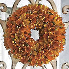 "14"" Autumn Wood Wreath"