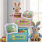 Personalized Un-Bearably Cute Easter Caddy