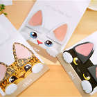 Meow Heard That! Cat Ear Bookmarks