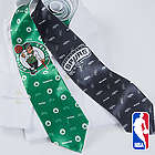 Personalized NBA Team Logo Tie