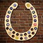 Lucky Horseshoe Beer Cap Holder