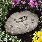 Our Loving Family Engraved Garden Stone