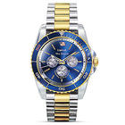 Veteran's Tribute Pride and Brotherhood 2-Tone Men's Watch