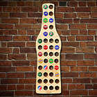 Classic Soda Pop Bottle Cap Holder Wall Sign