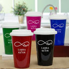 Personalized Infinity Travel Mug