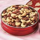 Mixed Nut Gift Tin with No Peanuts