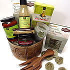 Elegant Epicurean Gift Basket