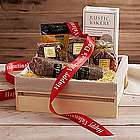 Lunch the Italian Way Gift Box with Valentine's Day Ribbon