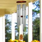 Family's Personalized Engraved Wind Chime