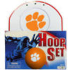 Clemson Tigers Mini Indoor Basketball Hoop