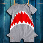 Fintastic Shark Bite Infant Bodysuit
