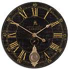 Bond Street Antique Wall Clock
