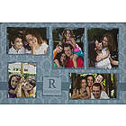 Personalized Five Photo Collage 16x24 Canvas