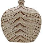 11 Inch Tiger Texture Vase