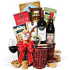 Red Wine Showcase Gift Basket