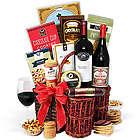 Red Wine Showcase Gift Basket