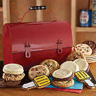 Red Tool Box of Cookies Gift Box