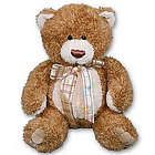 Personalized Brown Sugar Bear Stuffed Animal