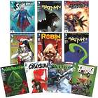 10 Pack DC Comic Books Bundle