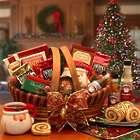 Holiday Barista Gourmet Coffee Gift Basket