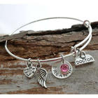 Personalized Doctor Bangle Bracelet