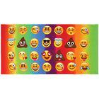Emoji Beach Towel
