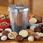 Dads Secret Stash Baked Treats in a Can Gift Tin