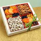 Sweet Harvest Fruit and Nut Gift Tray