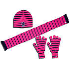 Chelsea Soccer Ladies Knit Hat, Scarf and Glove Set