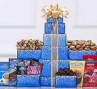 Ghirardelli Dark Chocolate Lovers Gift Tower