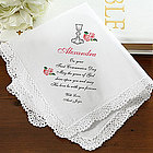 Personalized First Communion Handkerchief
