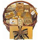 Golden Gourmet Small Gift Basket