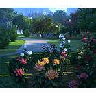 Boston Public Garden Roses Print