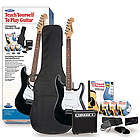 Electric Guitar Instructional Instrument Gift Set