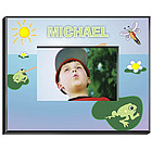 Personalized Frog Picture Frame