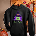 Lil' Witch Youth Black Hooded Sweatshirt