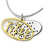 Garden of Love Grandmother's Heart Necklace