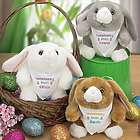 Personalized Bandanna Easter Bunny