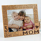 Reasons Why for Her Personalized Picture Frame