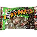 Chocolate Monster Lab Body Parts Candy