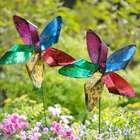 Pinwheel Garden Spinners