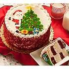 Santa's Surprise Layer Cake