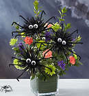 Spook-tacular Spiders Floral Bouquet