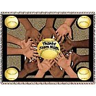 All 4 One Softball Team Mom Tapestry Throw