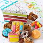 Cake Slice Gift Box of Cookies and Treats